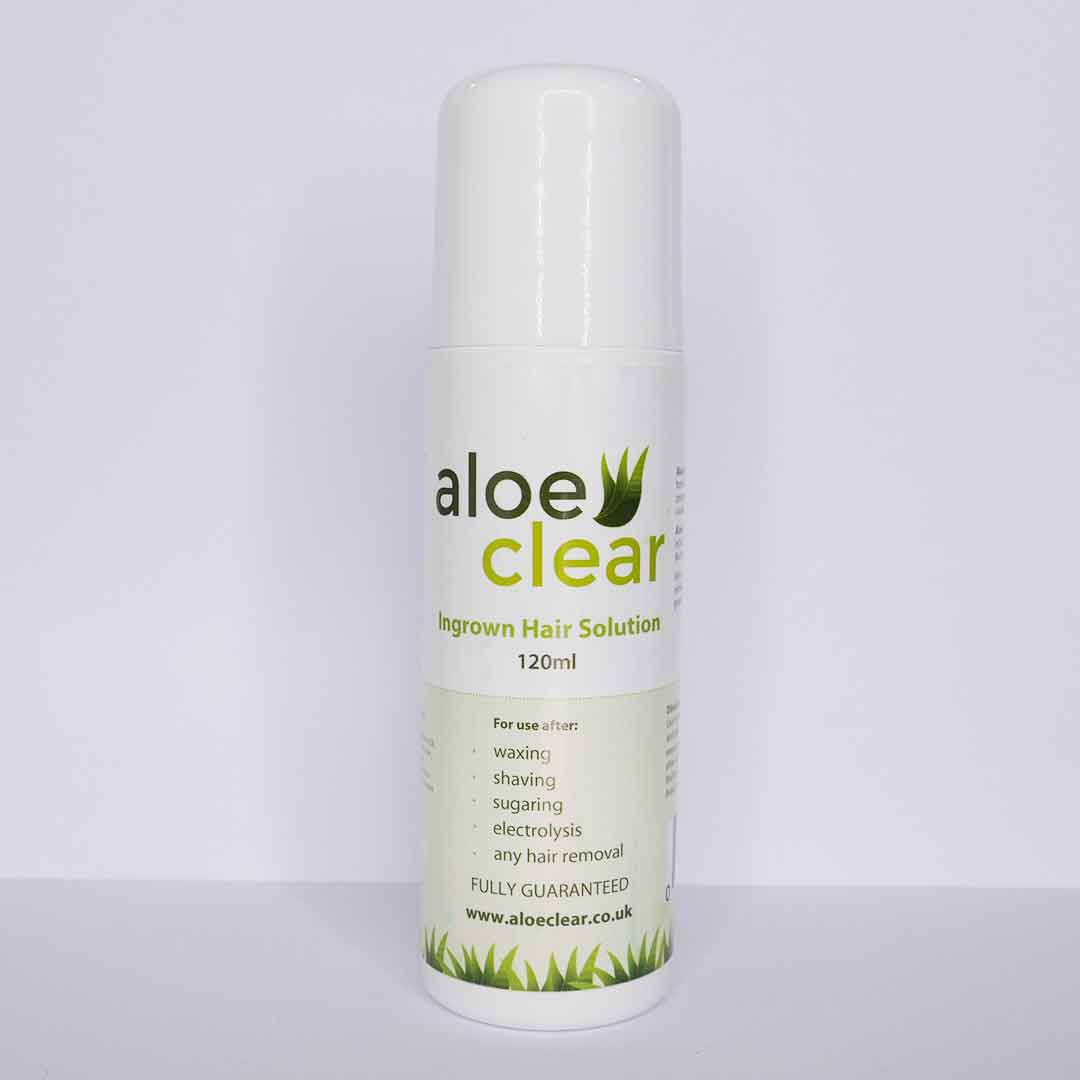 Aloe Clear Roll On Peaches Wax Bar