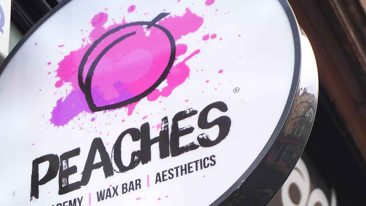 Bring On 2021! Peaches Wax Bar
