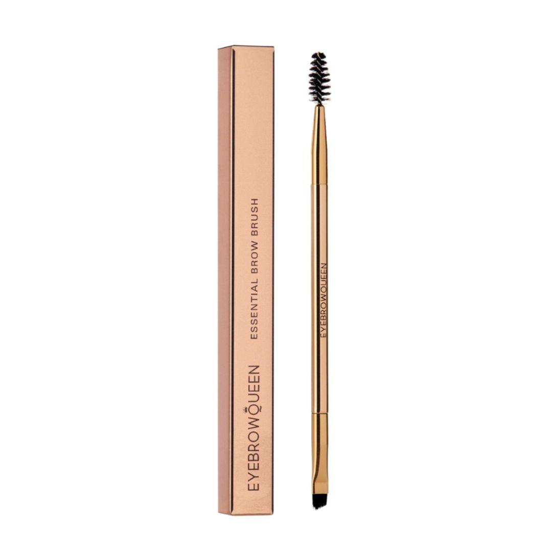 Eyebrow Queen Essential Brow Brush Peaches Wax Bar